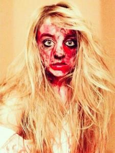 Debby Maquillaje Halloween