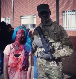 maquillaje zombie 3